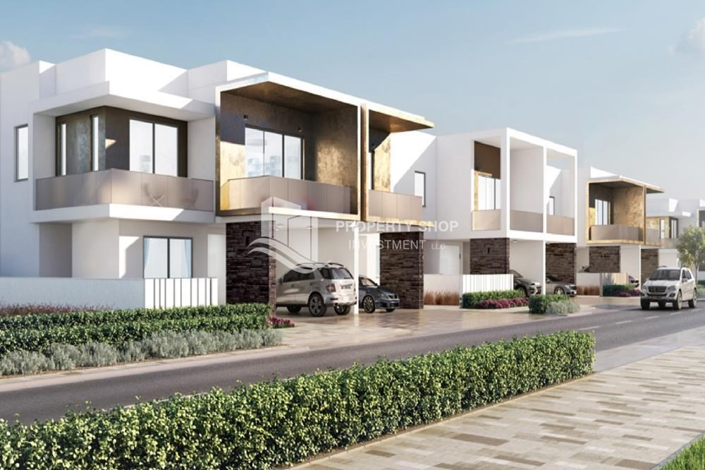 Community-Brand new community in Yas Island. Own a property now. Call PSI for details.