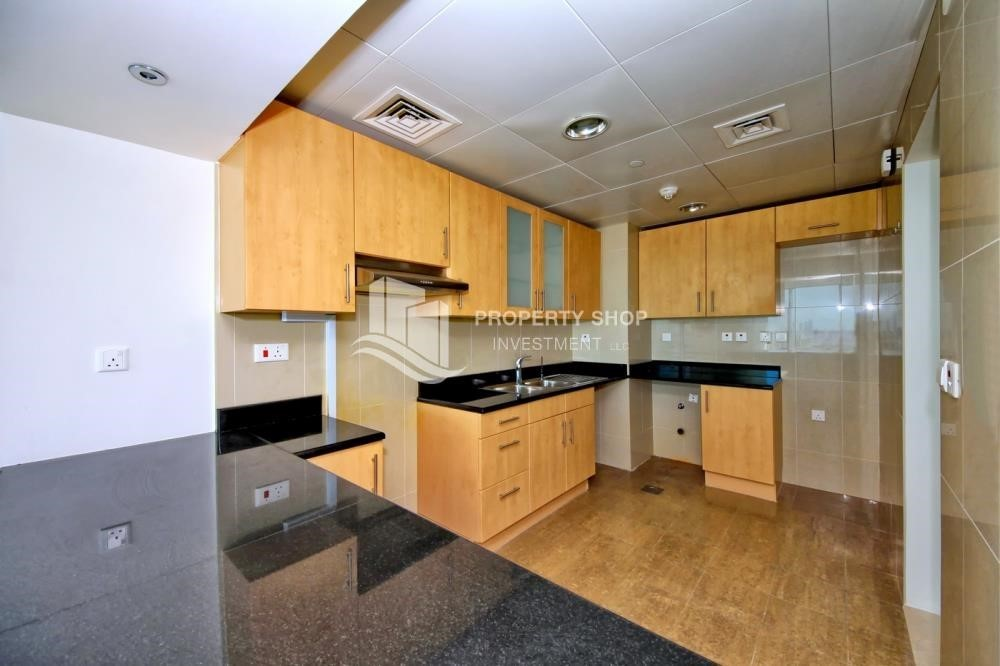 Kitchen-2 Bedroom to move in soon overlooking Gate Towers