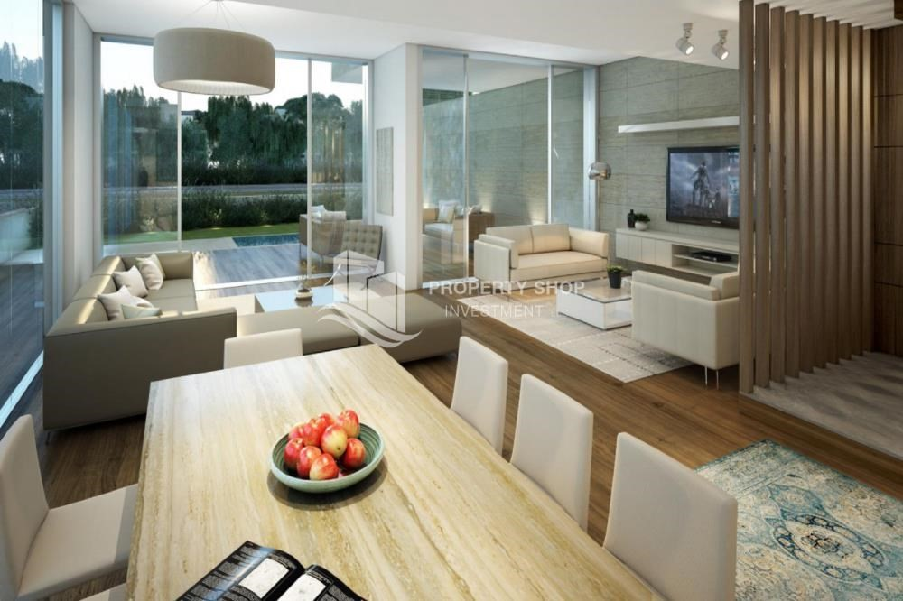 Dining Room-Exclusive 3BR TH with relaxing private pool.