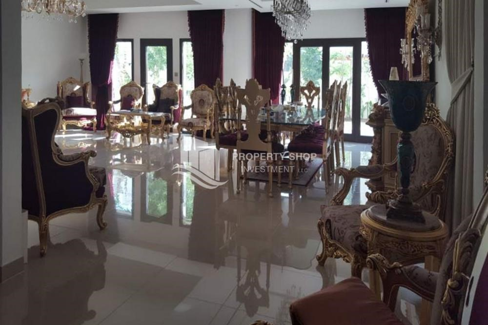 Dining Room-High End Fully Furnished Independent Villa