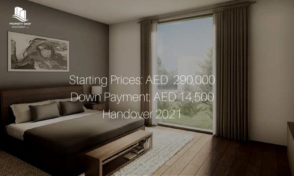 Bedroom-Affordable pricing in a prelaunched apartment with breathtaking views