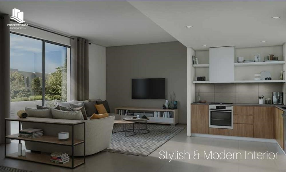 Kitchen-Affordable pricing in a prelaunched apartment with breathtaking views