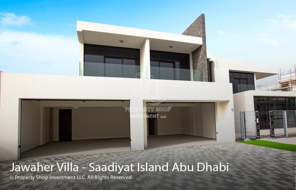 Property-High End Villa with Flexible payment plans