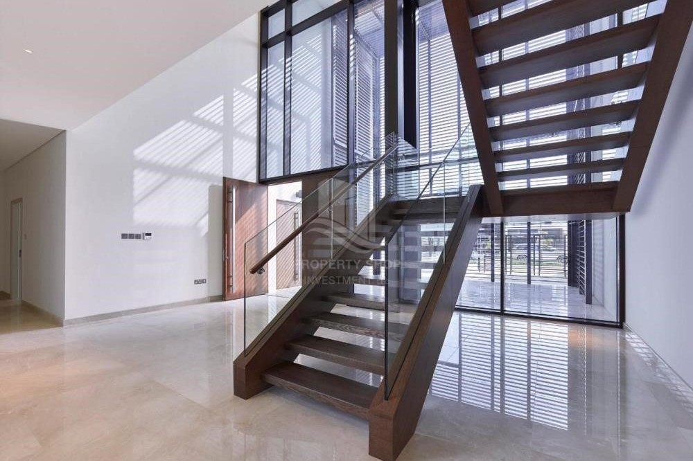 Stairs-High End Villa with Flexible payment plans