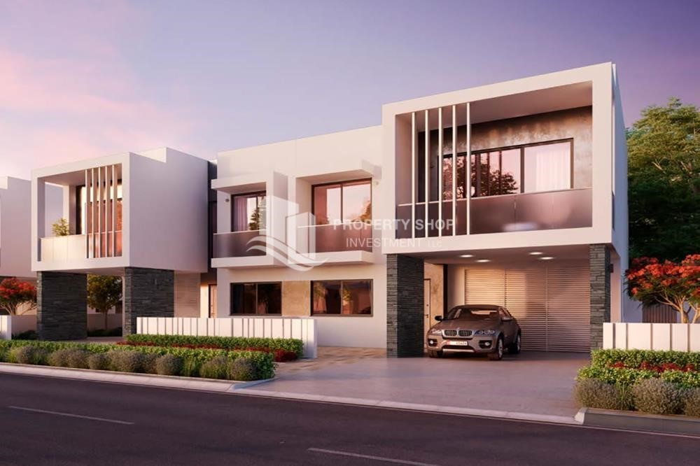 Community-Live in your dream home! Own a luxurious apartment in Yas Acres.