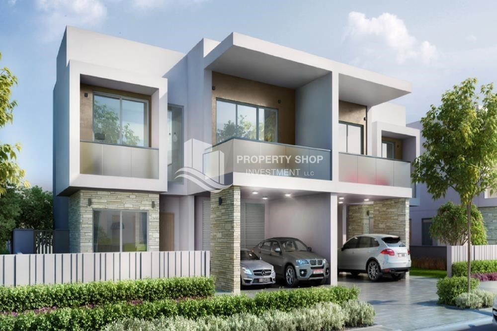 Property-Available for All nationalities, sophisticated TH with High-end facilities
