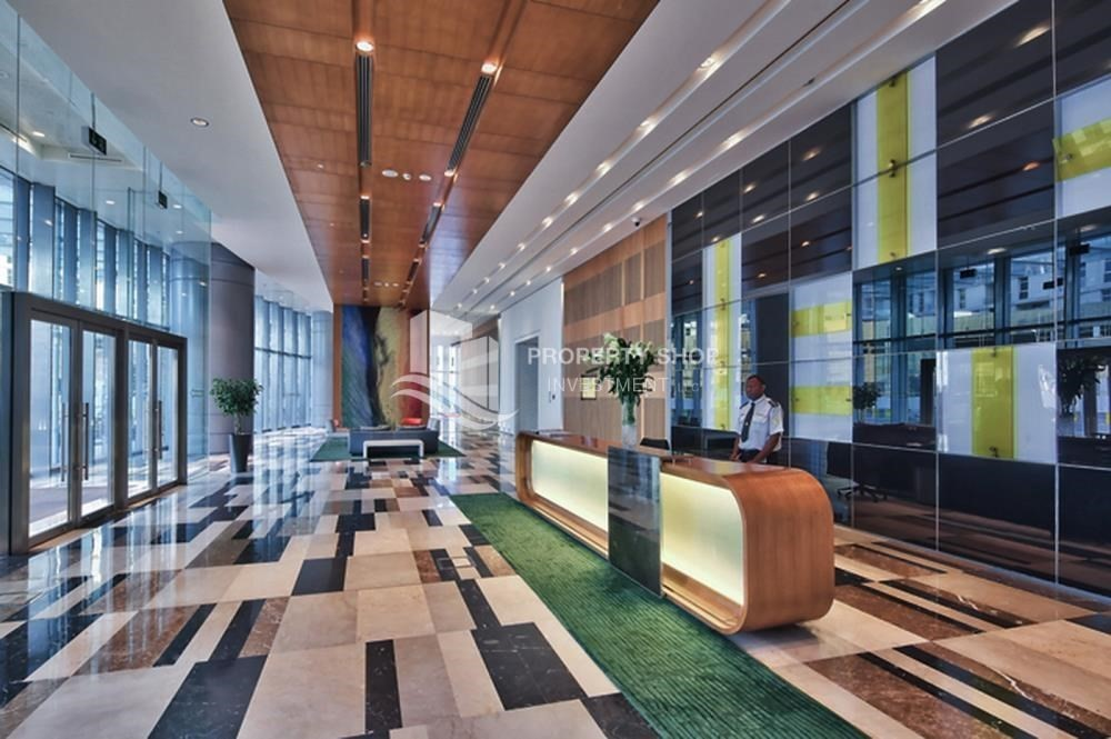 Office for rent in sky tower al reem island of6112 - Office tourisme abu dhabi ...