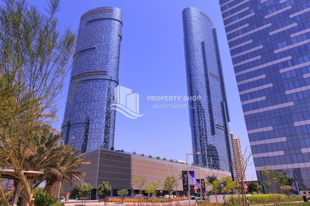 Office for rent in sky tower al reem island of6130 - Office tourisme abu dhabi ...