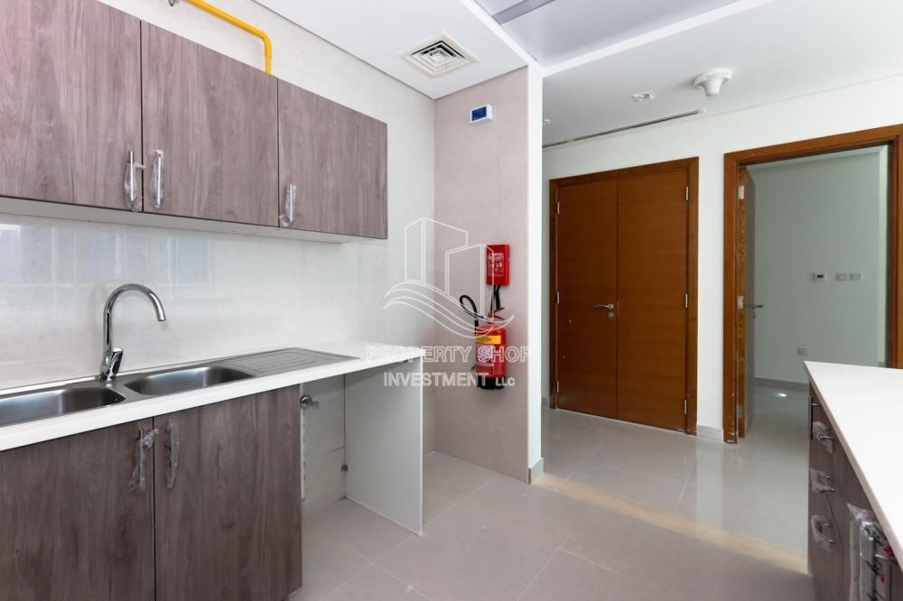 Kitchen-Charming location, 1br apartment in Al Reem Island